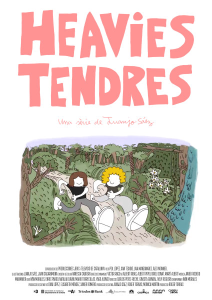 Heavies tendres / animation serie